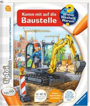 tiptoi® Komm mit auf die Baustelle Kinderbücher;tiptoi® - Bild 2 - Ravensburger