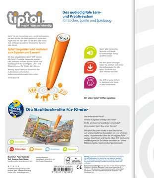 tiptoi® Komm mit auf die Baustelle Kinderbücher;tiptoi® - Bild 3 - Ravensburger
