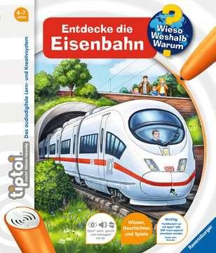 tiptoi® Entdecke die Eisenbahn Bücher;Wieso? Weshalb? Warum? - Bild 1 - Ravensburger
