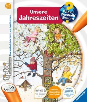 tiptoi® Unsere Jahreszeiten Kinderbücher;tiptoi® - Bild 1 - Ravensburger