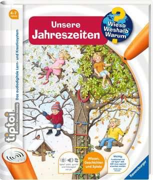32918 tiptoi® tiptoi® Unsere Jahreszeiten von Ravensburger 2