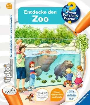 tiptoi® Entdecke den Zoo Bücher;Wieso? Weshalb? Warum? - Bild 1 - Ravensburger