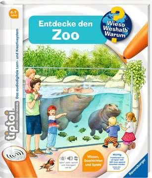 tiptoi® Entdecke den Zoo Bücher;Wieso? Weshalb? Warum? - Bild 2 - Ravensburger
