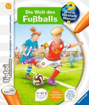 32921 tiptoi® tiptoi® Die Welt des Fußballs von Ravensburger 1