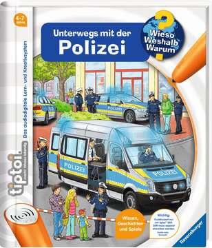 32922 tiptoi® tiptoi® Unterwegs mit der Polizei von Ravensburger 2