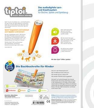 tiptoi® Unterwegs mit der Polizei Kinderbücher;tiptoi® - Bild 3 - Ravensburger