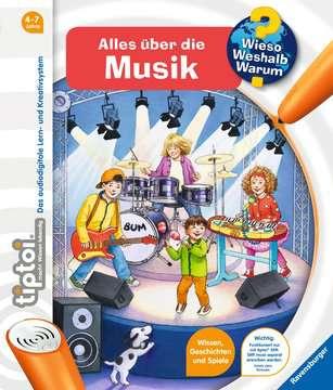 32923 tiptoi® tiptoi® Alles über die Musik von Ravensburger 1
