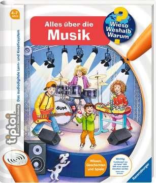 32923 tiptoi® tiptoi® Alles über die Musik von Ravensburger 2