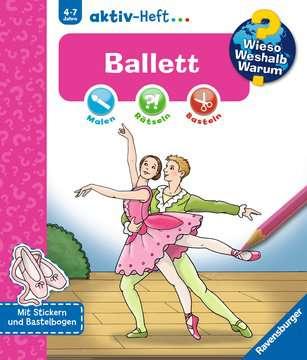 Ballett Kinderbücher;Wieso? Weshalb? Warum? - Bild 1 - Ravensburger