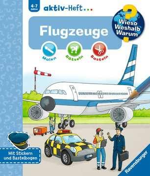 Flugzeuge Kinderbücher;Wieso? Weshalb? Warum? - Bild 1 - Ravensburger