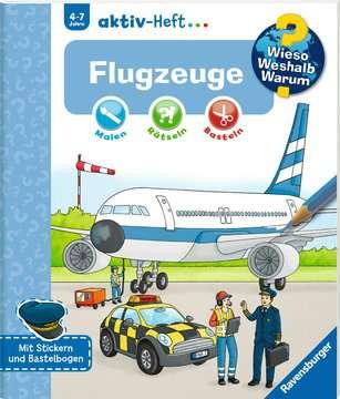 Flugzeuge Kinderbücher;Wieso? Weshalb? Warum? - Bild 2 - Ravensburger