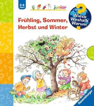 32933 Wieso? Weshalb? Warum? Frühling, Sommer, Herbst und Winter (Schuber) von Ravensburger 1