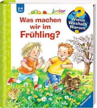 32933 Wieso? Weshalb? Warum? Frühling, Sommer, Herbst und Winter (Schuber) von Ravensburger 4