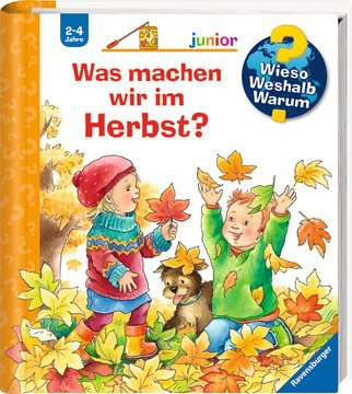 32933 Wieso? Weshalb? Warum? Frühling, Sommer, Herbst und Winter (Schuber) von Ravensburger 7