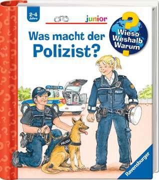 Was macht der Polizist? Kinderbücher;Wieso? Weshalb? Warum? - Bild 2 - Ravensburger