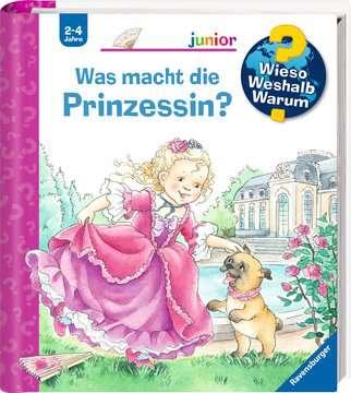 Was macht die Prinzessin? Kinderbücher;Wieso? Weshalb? Warum? - Bild 2 - Ravensburger