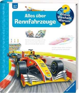 Alles über Rennfahrzeuge Kinderbücher;Wieso? Weshalb? Warum? - Bild 2 - Ravensburger
