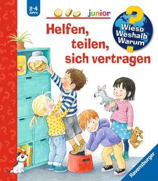 Helfen, teilen, sich vertragen Kinderbücher;Wieso? Weshalb? Warum? - Bild 1 - Ravensburger