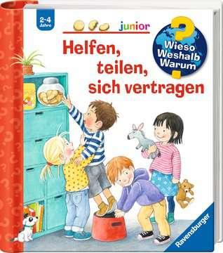 Helfen, teilen, sich vertragen Kinderbücher;Wieso? Weshalb? Warum? - Bild 2 - Ravensburger