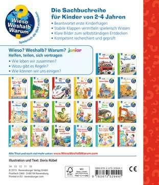 Helfen, teilen, sich vertragen Kinderbücher;Wieso? Weshalb? Warum? - Bild 3 - Ravensburger