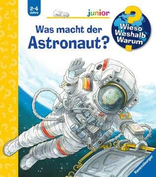 32945 Wieso? Weshalb? Warum? Was macht der Astronaut? von Ravensburger 1