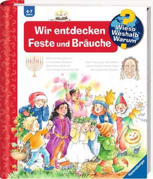 Wir entdecken Feste und Bräuche Kinderbücher;Wieso? Weshalb? Warum? - Bild 2 - Ravensburger