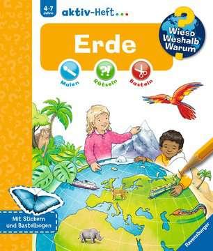 Erde Kinderbücher;Wieso? Weshalb? Warum? - Bild 1 - Ravensburger
