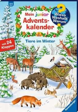Mein junior Adventskalender Tiere im Winter Kinderbücher;Kindersachbücher - Bild 2 - Ravensburger