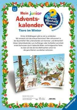 32952 Wieso? Weshalb? Warum? Mein junior Adventskalender Tiere im Winter von Ravensburger 3