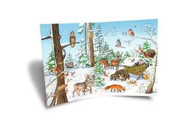 32952 Wieso? Weshalb? Warum? Mein junior Adventskalender Tiere im Winter von Ravensburger 4