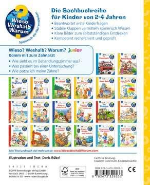 Komm mit zum Zahnarzt Kinderbücher;Kindersachbücher - Bild 3 - Ravensburger