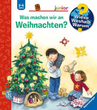 Was machen wir an Weihnachten? Kinderbücher;Kindersachbücher - Bild 1 - Ravensburger