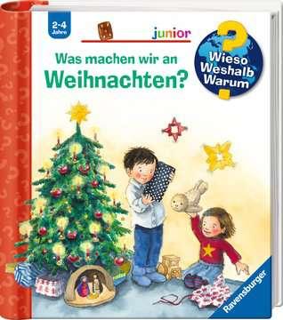 Was machen wir an Weihnachten? Kinderbücher;Kindersachbücher - Bild 2 - Ravensburger