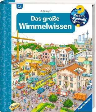 Das große Wimmelwissen (Riesenbuch) Kinderbücher;Kindersachbücher - Bild 2 - Ravensburger