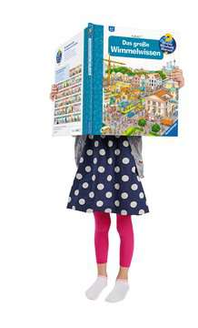 Das große Wimmelwissen (Riesenbuch) Kinderbücher;Kindersachbücher - Bild 5 - Ravensburger