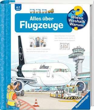 Alles über Flugzeuge Kinderbücher;Kindersachbücher - Bild 2 - Ravensburger