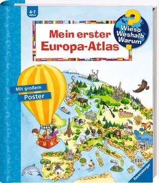 32981 Wieso? Weshalb? Warum? Mein erster Europa-Atlas von Ravensburger 2