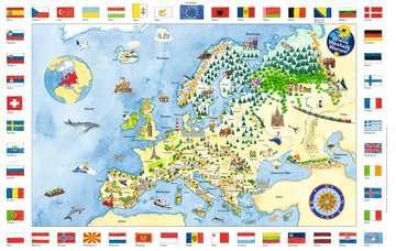 32981 Wieso? Weshalb? Warum? Mein erster Europa-Atlas von Ravensburger 7