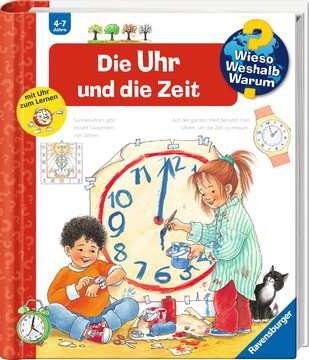 Die Uhr und die Zeit Kinderbücher;Wieso? Weshalb? Warum? - Bild 2 - Ravensburger
