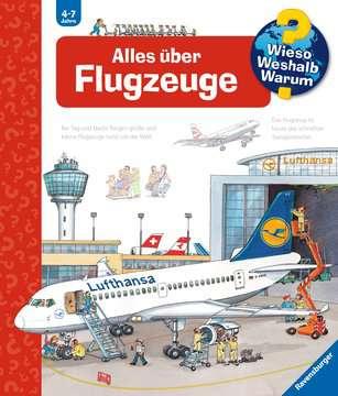 Alles über Flugzeuge Kinderbücher;Wieso? Weshalb? Warum? - Bild 1 - Ravensburger