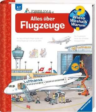 Alles über Flugzeuge Kinderbücher;Wieso? Weshalb? Warum? - Bild 2 - Ravensburger