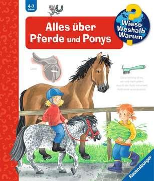 33258 Wieso? Weshalb? Warum? Alles über Pferde und Ponys von Ravensburger 1