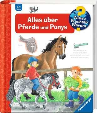 33258 Wieso? Weshalb? Warum? Alles über Pferde und Ponys von Ravensburger 2