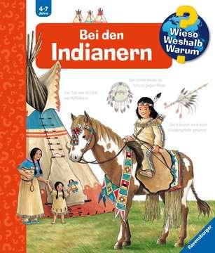 Bei den Indianern Kinderbücher;Wieso? Weshalb? Warum? - Bild 1 - Ravensburger