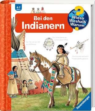 Bei den Indianern Kinderbücher;Wieso? Weshalb? Warum? - Bild 2 - Ravensburger