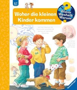 Woher die kleinen Kinder kommen Kinderbücher;Wieso? Weshalb? Warum? - Bild 1 - Ravensburger