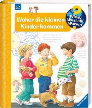 Woher die kleinen Kinder kommen Kinderbücher;Wieso? Weshalb? Warum? - Bild 2 - Ravensburger