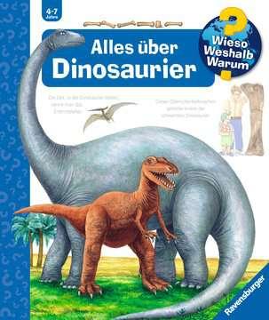 Alles über Dinosaurier Kinderbücher;Wieso? Weshalb? Warum? - Bild 1 - Ravensburger