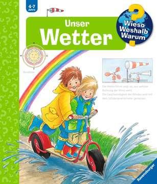 Unser Wetter Kinderbücher;Wieso? Weshalb? Warum? - Bild 1 - Ravensburger