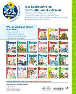Unser Wetter Kinderbücher;Wieso? Weshalb? Warum? - Bild 3 - Ravensburger